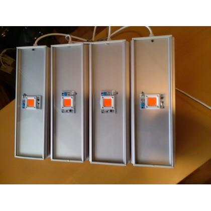 Светодиодный фитосветильник Lumartech Grow system 50W