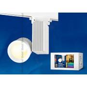 Светильник светодиодный трековый ULB M01A 20Вт 800Лм 3000К Uniel