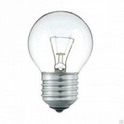 Лампа накаливания ШР P45 60Вт 220В Е27 ПР  630Лм ASD