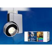Светильник светодиодный трековый ULB M03A 40Вт 2400Лм 3000К Uniel