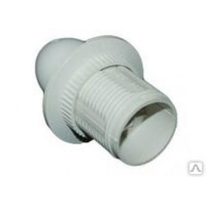 Патрон Е14-ППК пластиковый с прижимным кольцом ASD