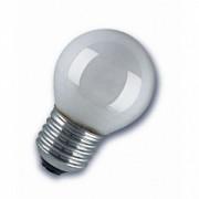 Лампа накаливания ШР P45 40Вт 220В Е27 МТ  380Лм ASD