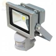 Прожектор светодиодный СДО-2Д-20 20Вт 85-265В 6500К 1400Лм IP65 с датчиком движения