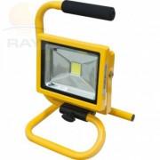 Прожектор светодиодный СДО-2П-30 30Вт 220-240В 6500К 2400Лм IP65 переносной ASD