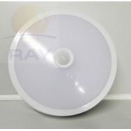 Светильник светодиодный СПБ-2D 250-15 15Вт 1200Лм IP40 с датчиком белый  ASD